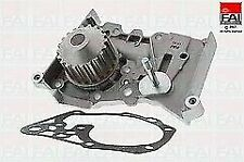 FAI WP6286 Water Pump for Dacia Logan Renault Clio II III Kangoo 7700105378