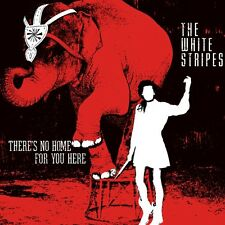 """WHITE STRIPES 'There's No Home for You Here 7"""" jack elephant lp meg raconteurs"""