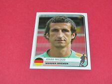 376 JOHAN MICOUD WERDER BREMEN UEFA PANINI FOOTBALL CHAMPIONS LEAGUE 2005/2006