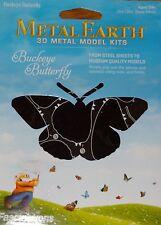 Buckeye Butterfly Metal Earth 3D Laser Cut Metal Model Fascinations MMS124