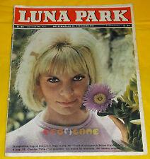 LUNA PARK 1963 n. 32 Ingrid Schoeller, Claudio Villa, Tony Renis