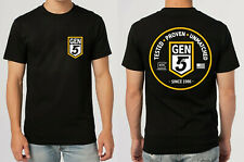 Glock Gen 5 - TESTED PROVEN UNMATCHED T-Shirt Size S M L XL 2XL 3XL 4XL 5XL