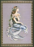 MD84 Enchanted Mermaid - Mirabilia Designs/Nora Corbett chart