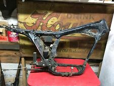 1972 Honda CL175 Frame  CL 175  Swingarm  Center Stand