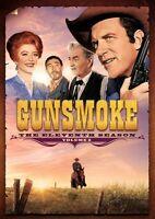Gunsmoke: Eleventh Season - Volume Two - 4 DISC SET (2014, DVD NUOVO (REGIONE 1)