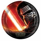 STAR WARS VII (The Force Awakens) Birthday PARTY RANGE (Decoration/Tableware)