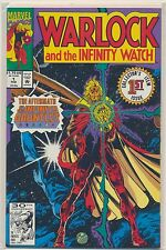 WARLOCK INFINITY  1-28 + SPECIAL EDITION 1-6 RUN LOT OF 34 VF/NM