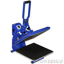 38x38cm HIGH PRESSURE SEMI-AUTO Heat Press Machine HP3804C-1 T-shirt Print Decal