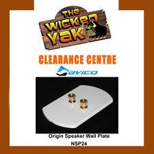 Origin Custom Speaker Wall Plate Connect a Speaker NSP24 - NEW!