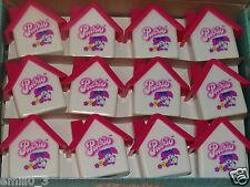 NEW IN BOX SET OF 24 VINTAGE 1982 MATTEL POOCHIE PENCIL SHARPENERS
