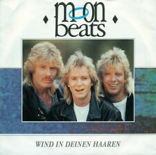 """Moonbeats - Wind in Deinen Hair/without You 7 """" S7872"""