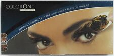 NEW ColorON Animal Instincts Eye Shadow Kit (5 Pair/10 Applications)