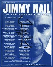 JIMMY NAIL SIGNED PP PHOTO AUF SPENDER AINT NO DOUBT #A