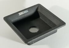 Toyo View recessed lens board, Copal #0, 158mm, 40mm recess