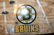 Boston Bruins Suction Cup Window Decal & Logo Hockey