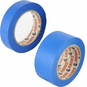 Gladiator 50m Blue Outdoor DIY Painting Decorating Uv Masking Tape 24-48mm