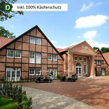 Emsland 3 Tage Haren Kurzreise Hotel Golfpark Gut Düneburg Gutschein Golf