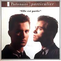"""Partenaire Particulier 7"""" Elle Est Partie - France (EX+/EX)"""
