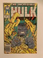 Incredible Hulk #343 ~ 9.2 Near-Mint  ~ 1st App Rock & Redeemer, McFarlane art