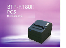 BTP-R180II-BUSE-U SNBC Thermal Printer USB Black/Serial/USB/Ethernet Interface
