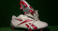 Reebok Mens Football Boots - Sprintfit Pro SG White Red Football/Soccer