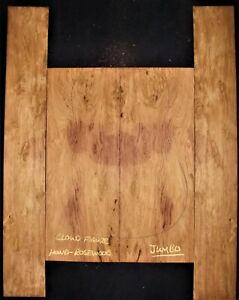 Guitar Luthier Tonewood OLD GROWTH HONDURAN ROSEWOOD Acoustic backs sides SET
