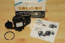 Soligor Slide Copier or Duplicator attachment for Bellows