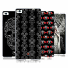 Anne Stokes Silicone/Gel/Rubber Cases & Covers for Huawei