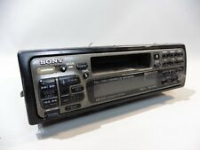 HEAD UNIT CASSETTE SONY XR-C5100R SOLD IN L' STATE
