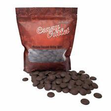 CrazyOyutlet Pack - Merckens Coating Melting Wafers Dark Chocolate, 2 lb