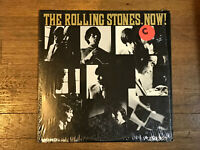 Rolling Stones LP in Shrink - The Rolling Stones Now - London PS420 Stereo