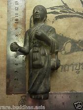 very rare Phra Sivali Bucha around 2-300 year old from Chiang San , Buddha