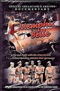 MEMPHIS BELLE DVD SPECIAL COLLECTOR'S EDITION FACTORY SEALED NEW FREE SHIP US