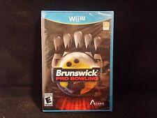 Brunswick Pro Bowling (Nintendo Wii U) BRAND NEW