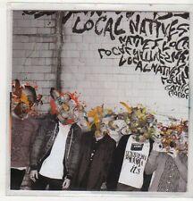 (EV509) Local Natives, Camera Talk / Airplanes - 2009 DJ CD