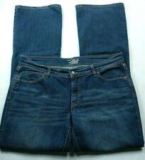 Old Navy Women's Jeans The Flirt Boot Cut Size 10 Reg Dark Wash Stretch