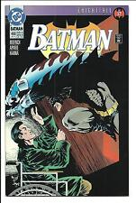 BATMAN # 499 (KNIGHTFALL Part 17, SEPT 1993), NM
