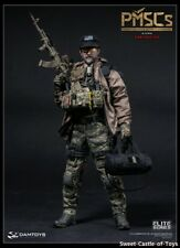 1/6 DamToys PMSCs Private Military Security Companies Contractor Syria 78041 DAM