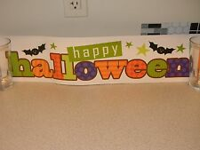 Halloween Wall Art by Celebrate It Removable , Repositionable 23' x 5'