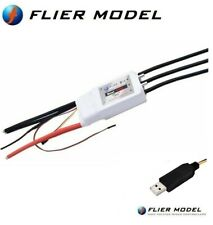200A Boat Flier ESC 12S w/ BEC 12A for brushless motors 1/5 1/8 ->Free Express!