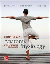 Anatomy & Physiology  5e Gunstream:With Integrated Study Guide (3 Days to AUS)