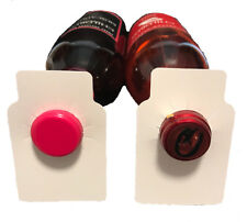 Wine Bottle Tags - Blank White - 220 Count - Made in USA