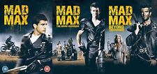 MAD MAX TRILOGY COMPLETE COLLECTION PART 1 2 3 BRAND NEW AND SEALED UK R2 DVD