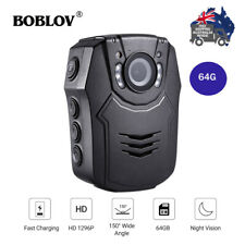 Police Body Worn Camera HD Recorder DVR Camcorder Security Mini Pocket Action