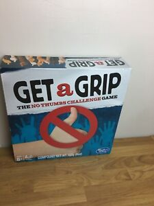 Get A Grip Game - Excellent Condition! Fun family action game