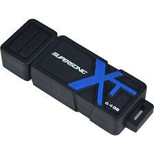 Patriot Supersonic Boost XT 64 GB, USB-Stick, schwarz