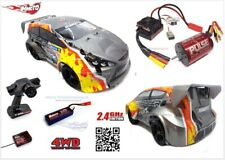 Rally x Electrical Brushless Complete Radio-Controlled on Road 2.4GHZ Lipo 1:10