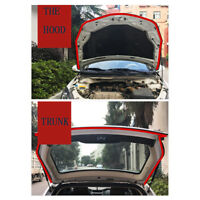4m B type door seal use in car door pillar car rubber strip for sound insulation