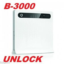 LIBERAR por imei Huawei ROUTER B3000 4G UNLOCK IMEI