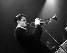 Cool Jazz CHET BAKER Glossy 8x10 Photo Music Print Entertainment Poster Trumpet